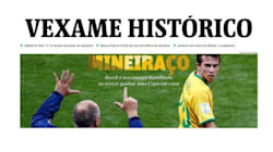 La presse brésilienne se lamente du