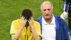 Mondial 2014: le sélectionneur du Brésil Luiz Felipe Scolari est