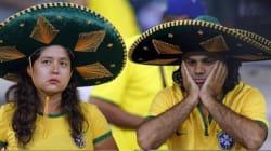 Addio Brasile, il tracollo di una squadra