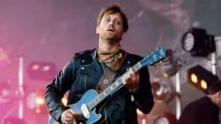 Black keys live a 'Rock in Roma'... talento blues