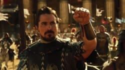 Plaies d'Égypte, Moïse et Ramsès II dans «Exodus» le dernier péplum de Ridley Scott