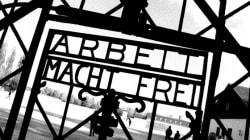 Le portail «Arbeit macht frei» volé a été