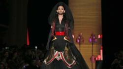 Après Nabilla, Conchita Wurst défile pour Jean-Paul