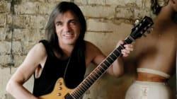AC/DC: le guitariste Malcom Young est à
