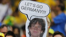 Mick Jagger porta