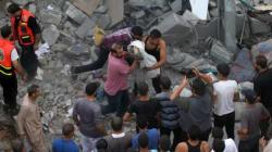 El número de muertos por los bombardeos de Israel en Gaza asciende a