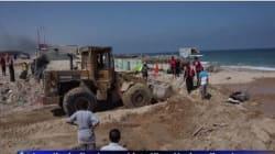 Nove giovani palestinesi uccisi in spiaggia a Gaza da un razzo di Israele mentre guardavano i