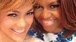 JLo And Michelle Obama, Together At
