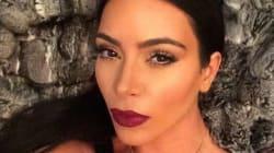 Kim Kardashian's Sexy Instagram