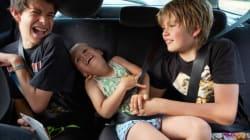 10 manières de rendre un voyage en auto plus agréable avec des enfants