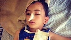 La tragedia dei bambini palestinesi colpiti dagli attacchi aerei israeliani