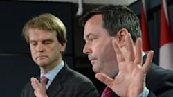 Kenney's Budget Musings Given Cold Shoulder By Gov't