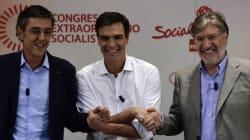 Los candidatos del PSOE queman los últimos