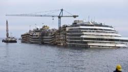 Costa Concordia dal Giglio a Genova: la rotta dell'ultimo viaggio