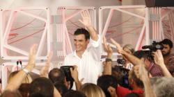 Pedro Sánchez alcanza el liderazgo de un PSOE para la