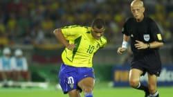 Rivaldo manda recado para Galvão Bueno: