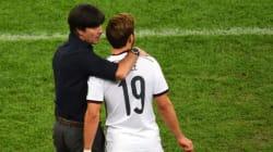 ゲッツェを決勝ゴールに導いたドイツ監督の言葉とは