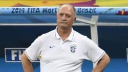Mondial 2014 : le départ du sélectionneur brésilien est