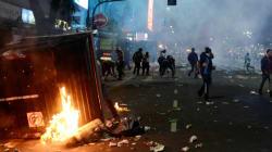 Mondial 2014: des émeutes suivent la défaite en finale pour l'Argentine