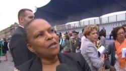 Taubira (ré)explique pourquoi elle n'a pas chanté La