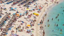 ¿Cuáles son las 10 playas más abarrotadas de toda Europa?