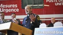 La caserne de pompiers de Mascouche rebaptisée en l'honneur de l'abbé Raymond