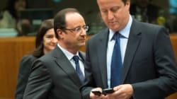 Cameron dévoile son remaniement sur Twitter, une