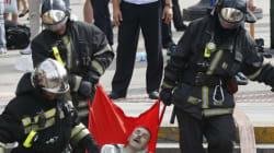 Au moins 21 morts dans le déraillement d'un métro à