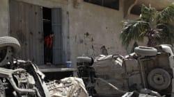 Bande de Gaza : de nouveaux raids aériens font monter le bilan des