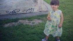 Mon fils porte des robes, et ça ne me dérange