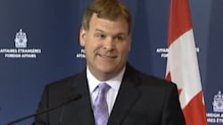 WATCH: Baird Rips Question From CBC