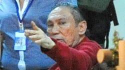 L'ex-dictateur Manuel Noriega dans un état