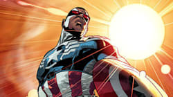 Le nouveau Captain America est