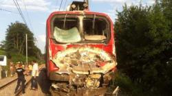 Collision: le TER s'est arrêté au feu rouge, mais a repris sa