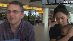 Écrasement d'un avion de Malaysia Airlines en Ukraine: ce couple l'a échappé belle