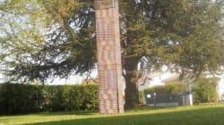 Un collège français a mis cette sculpture à 200.000 euros à la