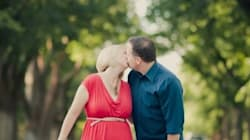 Aiuto, mamma e papà si baciano