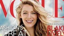 Blake Lively Lands Third Vogue