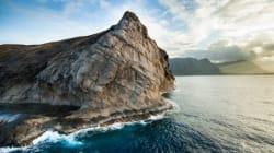 ... Aloha! L'isola di Oahu vista dall'alto: un tripudio di verde e di