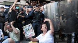 Des échauffourées à Paris, rassemblements pour Gaza dans le calme en