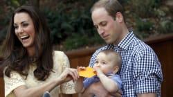 New Prince George Birthday Photos: Coming