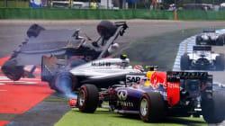 Massa cappotta con la sua Williams