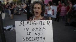 Colère des Israéliens modérés contre l'intervention dans la bande de