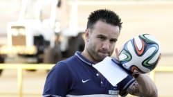 Valbuena signe (enfin) au Dynamo