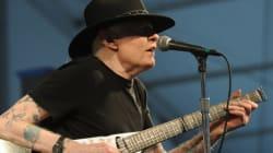 A guitarra de Johnny Winter ainda não