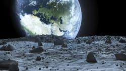 Pourquoi la Lune n'est pas une sphère
