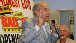 Former Mayor Taunts Rob