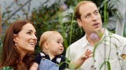 Deux nouvelles photos du prince George sont rendues