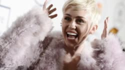 LOOK: Miley Cyrus Goes Topless In The