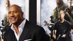 The Rock, deuxième acteur le mieux payé